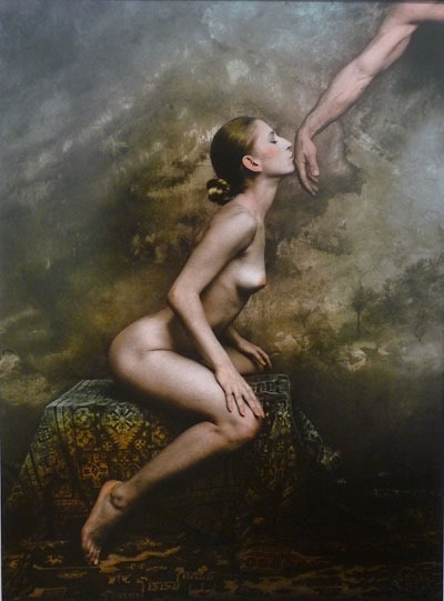 Erotic Photographer Jan Saudek (Jan Saudek)