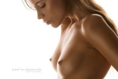 Girls show naked Boobs