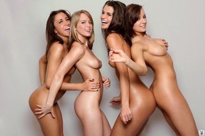 Naked girls in groups pics