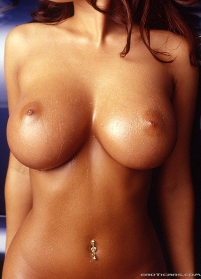 Naked female Boobs