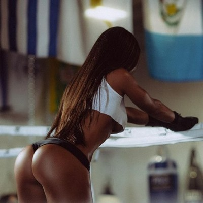 Beautiful girls in sport