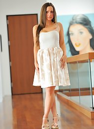 FTV Girl Abigail: Glamor Girl (December 2012)