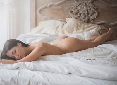 Nude photo shoot from Alexander Savicheva