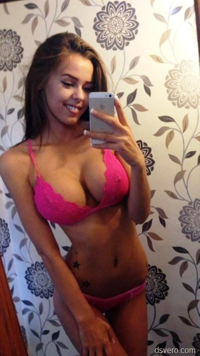 Selfie girls in lingerie